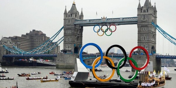 London Olympics top 150 million tweets with Usain Bolt the most talked about athlete