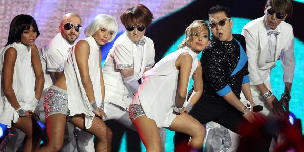 Gangnam Style + MC Hammer = Hammer Style
