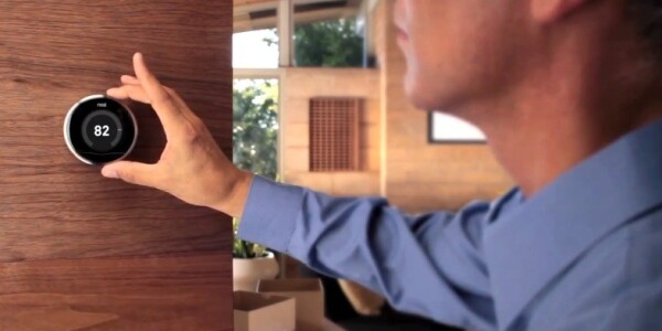 Tony Fadell on how the Nest thermostat is promoting energy consumption awareness with 'The Leaf'
