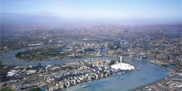 Take a tour of London's Digital Peninsula