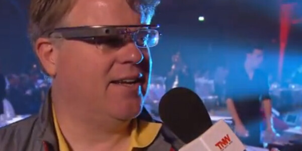 """Robert Scoble: """"I'm never going to live another day without a wearable computer on my face"""""""