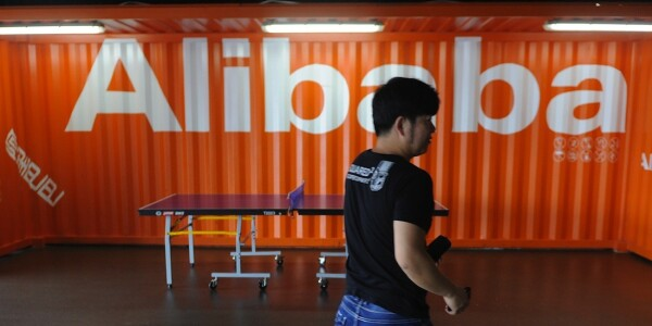Alibaba is breaking out of China while the rest of the world tries to break in