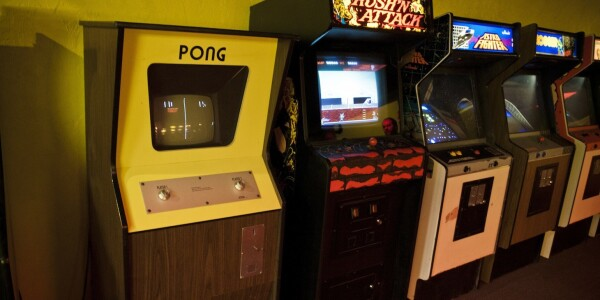 Take a break from work: Pong.com emerges as a Pinterest for flash games