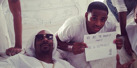 Snoop Dogg is back on Reddit with another smokin' AMA