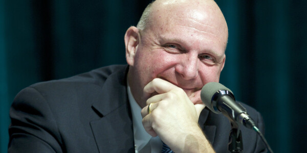 Microsoft expects to find a replacement for outgoing CEO Steve Ballmer by early 2014