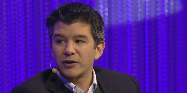 Uber's CEO hints that it could branch out into other on-demand transport and delivery services