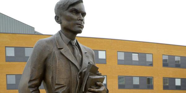 Queen Elizabeth pardons computer science pioneer Alan Turing of 'gross indecency' conviction