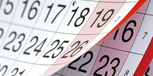 Finding order in everyday chaos: How to use your mobile calendar to manage stress