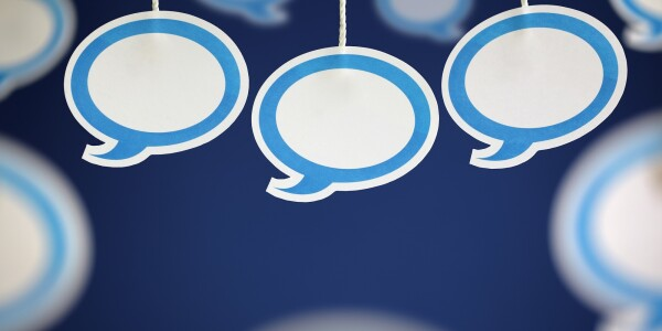 Give voice to your apps: Why speech will replace touch as smart devices' primary input