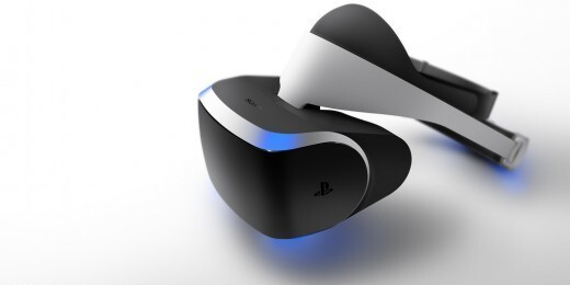 Now you can watch Sony's Project Morpheus virtual reality GDC demo