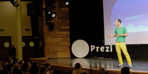 How to build a globally successful startup from a small country: Lessons from Prezi