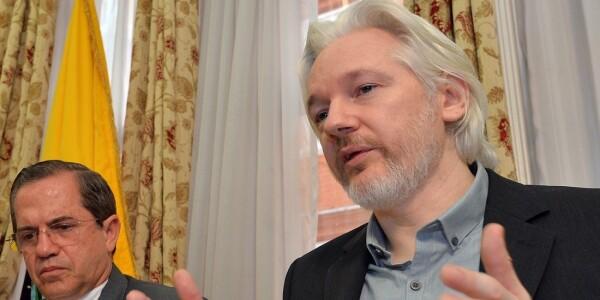 Wikileaks' Julian Assange arrested after Ecuador withdraws asylum (UPDATE)