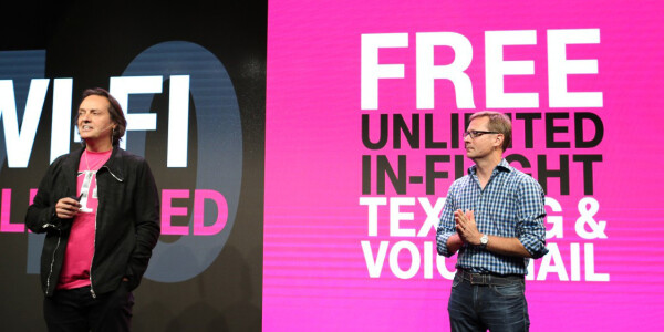 T-Mobile announces seamless VoLTE to Wi-Fi calls, a free microsite for homes and in-flight texting