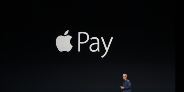 Apple announces Apple Pay, an NFC payment feature for the iPhone 6 and Apple Watch