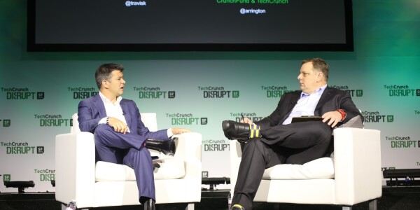 Uber CEO says company is creating 50k jobs a month and is not interested in acquiring Lyft