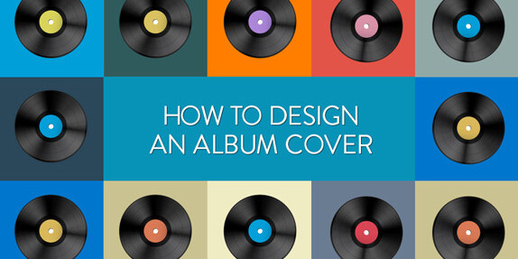 How to design an album cover in Photoshop CC
