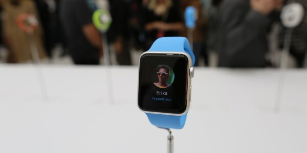 The Apple Watch SDK, WatchKit, will be available next month