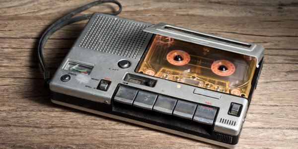 Marvel's Guardians of the Galaxy soundtrack will be released on cassette tape