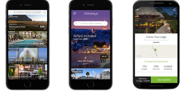 Groupon Getaways travel app promises cheap holiday deals