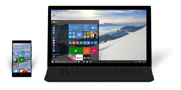 New Windows 10 build arrives next week, first build of Windows 10 for mobile in February