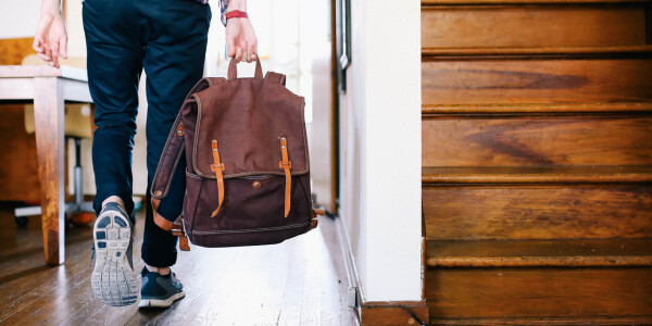 Everything I own fits in one bag. Here's how (and why)