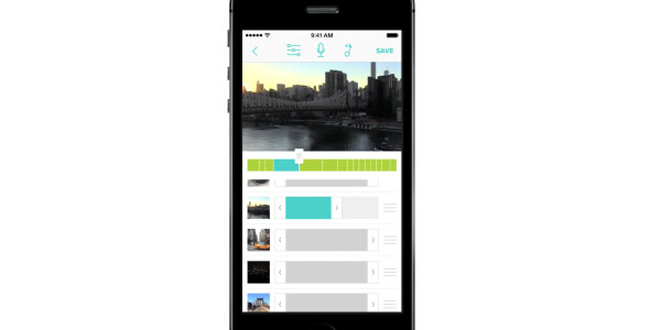 Clips for iOS video editing app gives you pro results on the fly