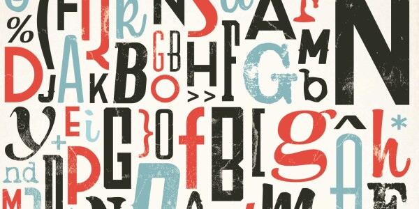 Kerning, and other aspects of typography explained