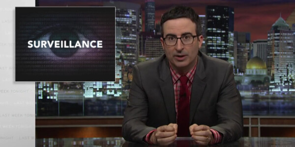 John Oliver's interview with Edward Snowden will make you care about government surveillance