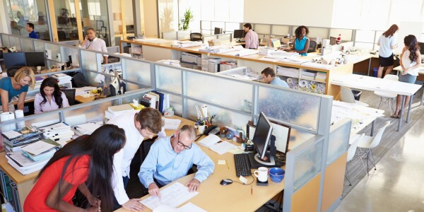 How to build an open office culture