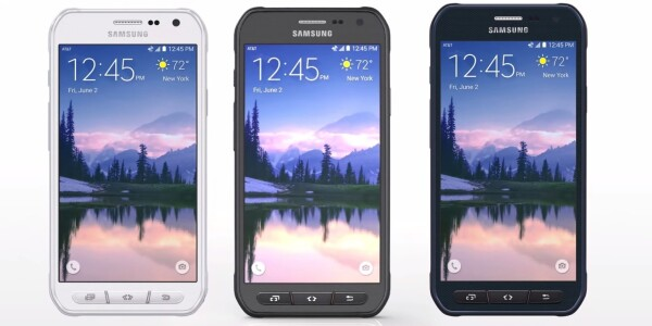 Samsung Galaxy S6 active will be available from AT&T June 12 onwards