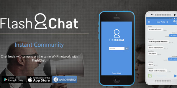 FlashChat: the anonymous chat app just got smarter