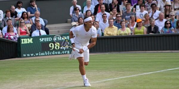 Who's winning the social war at Wimbledon?