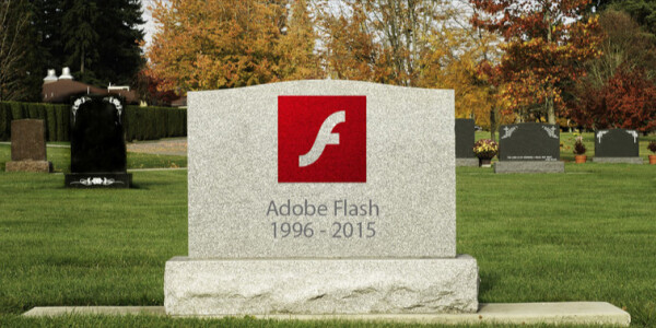 What has Flash ever done for us? Quite a lot, actually.