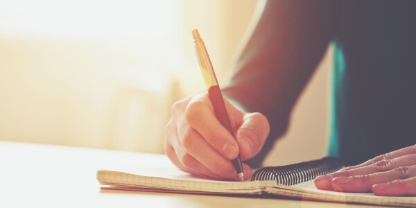 How writing regularly can improve your creativity and clarity
