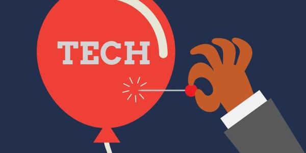 The 'tech bubble' is only a B2C problem