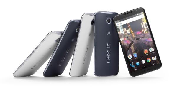 Google is no longer selling the Nexus 6