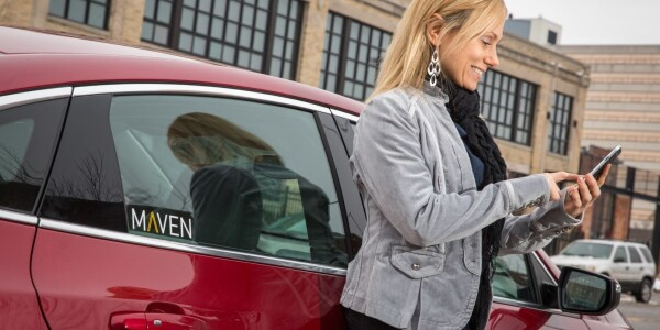 General Motors shutters its Maven ride-sharing division 4 years after launch
