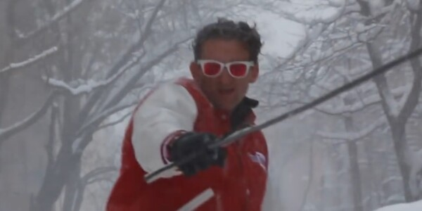 Casey Neistat snowboards with the NYPD and goes viral… again