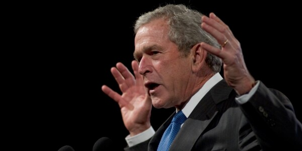Wikipedia's most-edited page of all time is… George W. Bush