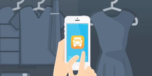 Gone for Good makes giving items to charity as easy as using Uber