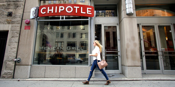 Foursquare's prediction about Chipotle's sales drop is right on the money