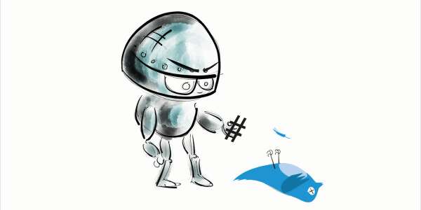 We looked at 137,052 tweets and learned hashtags were worthless