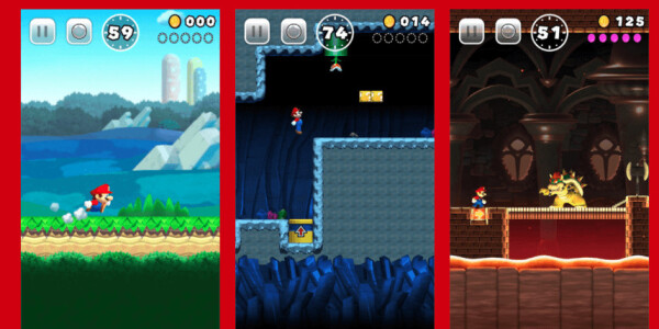 Casual game or not, Super Mario Run looks like a blast