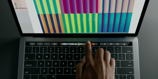 Apple says MacBook Pro's Touch Bar is definitely not a secondary display