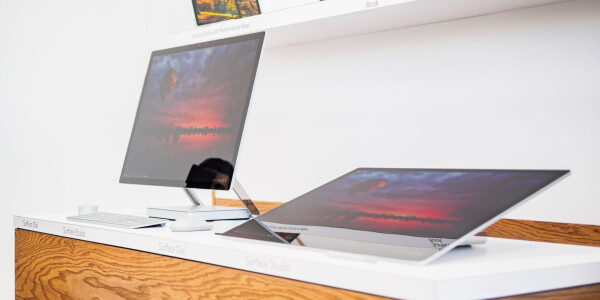 Surface Studio and Dial hands-on: Microsoft made desktops exciting again