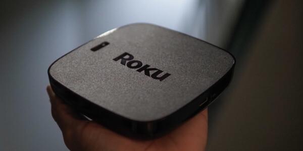 Roku's ad money just surpassed its stick sales