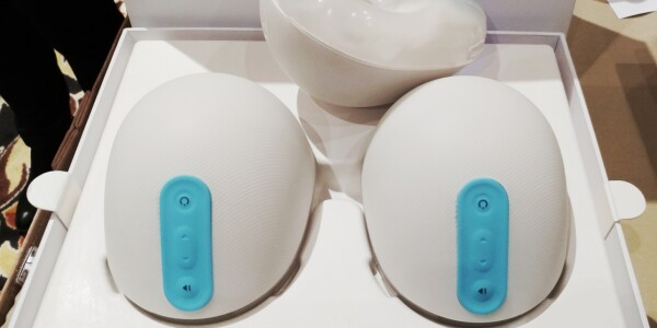 Meet the first truly wearable smart breast pump