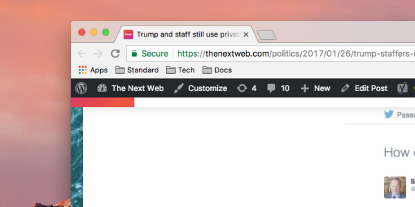 Marketing the TNW Way #18: Making the switch to HTTPS
