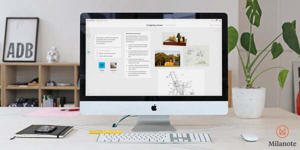 Milanote is the Evernote for creatives