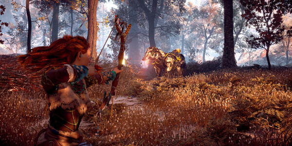 Horizon Zero Dawn is coming to Steam this summer